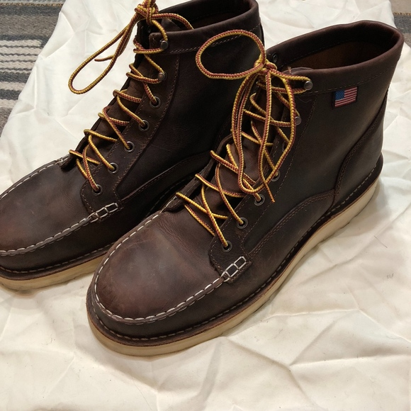 Danner Shoes Bull Run Moc Toe Boot Poshmark